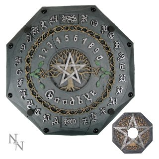 Ouija Board - Gothic Deluxe with Plate Glass